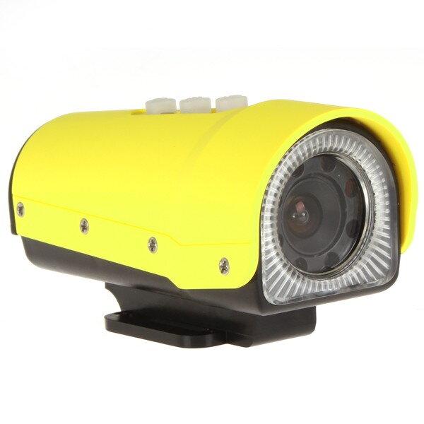 Outdoor vodotesná športová Diving HD kamera 974927c3122